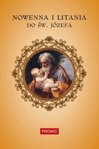 Nowenna i litania do św. Józefa - okładka książki