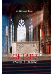Ołtarz w świetle teologii - okładka książki