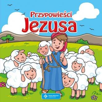 Przypowieści Jezusa. Książeczka - okładka książki