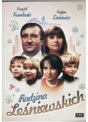 Rodzina Leśniewskich - okładka filmu