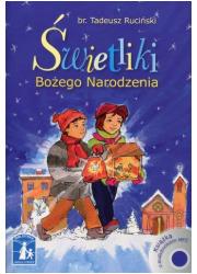 Świetliki Bożego Narodzenia (+ - okładka książki