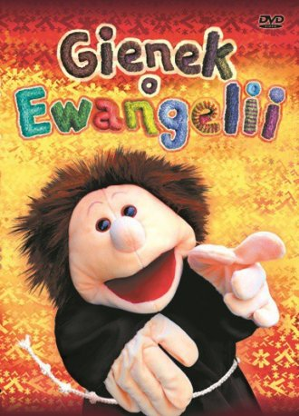 Gienek o Ewangelii (DVD) - okładka filmu