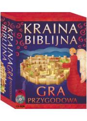 Kraina Biblijna. Edukacyjna gra - pudełko programu