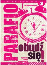 Parafio. Obudź się! - okładka książki