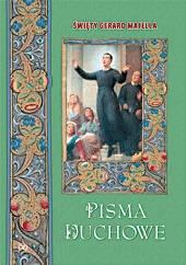 Pisma duchowe - okładka książki