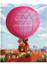 Pożyczalscy w przestworzach - okładka książki