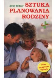 Sztuka planowania rodziny - okładka książki