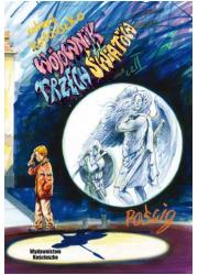 Wojownik Trzech Światów cz. 2 - pudełko audiobooku
