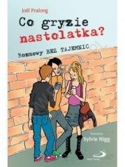 Co gryzie nastolatka? Rozmowy bez - okładka książki