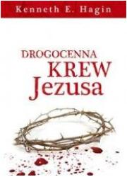 Drogocenna krew Jezusa - okładka książki