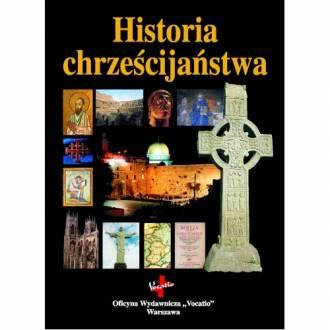 Historia chrześcijaństwa - okładka książki