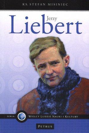 Jerzy Liebert - okładka książki