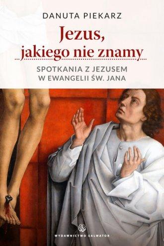 Jezus jakiego nie znamy. Spotkania - okładka książki