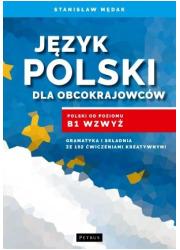 Język polski dla obcokrajowców. - okładka podręcznika
