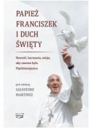 Papież Franciszek i Duch Święty - okładka książki