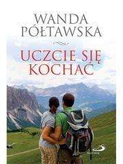 Uczcie się kochać - okładka książki