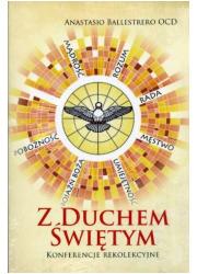 Z Duchem Świętym. Konferencje rekolekcyjne - okładka książki