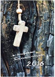 Z księdzem Twardowskim 2016. Krzyżyk - okładka książki