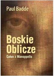 Boskie Oblicze. Całun z Manoppello - okładka książki