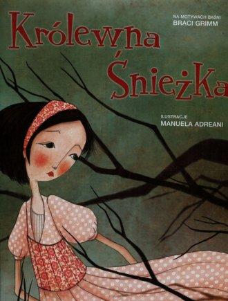 Królewna Śnieżka (gąbka) - okładka książki