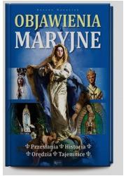 Objawienia maryjne - okładka książki