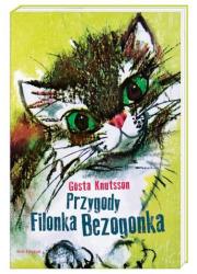 Przygody Filonka Bezogonka - okładka książki