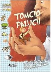 Tomcio Paluch. Rozpoznaję obrazki, - okładka książki