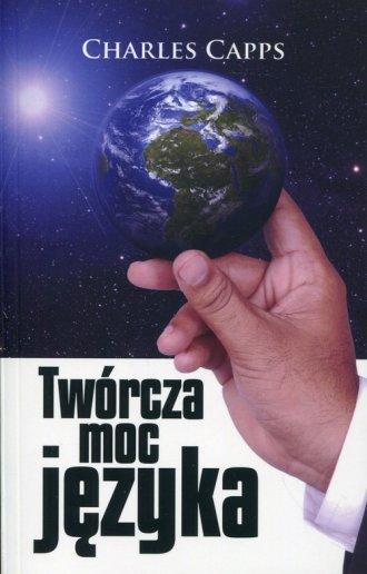Twórcza moc języka - okładka książki
