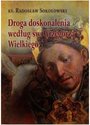 Droga doskonalenia według św. Grzegorza - okładka książki