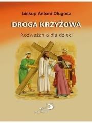 Droga Krzyżowa. Rozważania dla - okładka książki