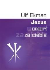 Jezus umarł za Ciebie - okładka książki