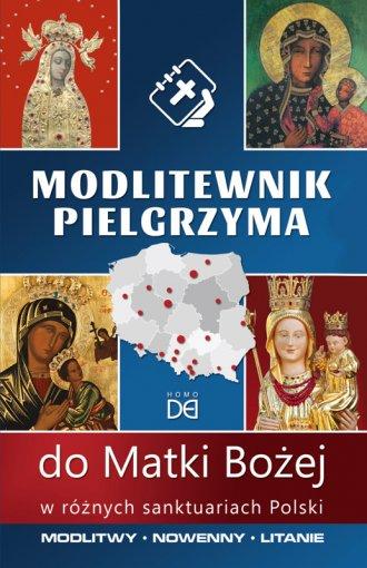 Modlitewnik pielgrzyma do Matki - okładka książki