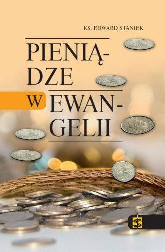 Pieniądze w Ewangelii - okładka książki