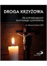 Droga krzyżowa dla potrzebujących - okładka książki