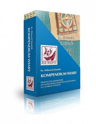 Kompendium wiary - okładka książki