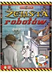 Zemsta robotów. Logiczne zagadki - okładka książki