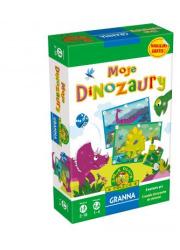 Moje dinozaury - zdjęcie zabawki, gry