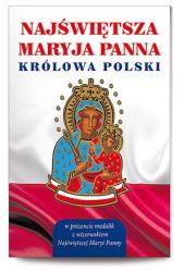 Najświętsza Maryja Panna Królowa - okładka książki