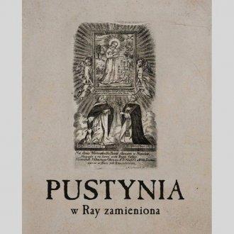 Pustynia w Ray zamieniona - okładka książki