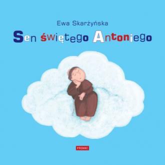 Sen świętego Antoniego - okładka książki