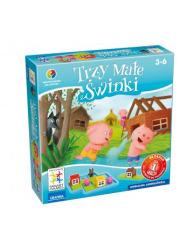 Trzy małe świnki - zdjęcie zabawki, gry