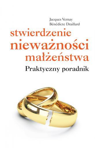 Stwierdzenie nieważności małżeństwa. - okładka książki