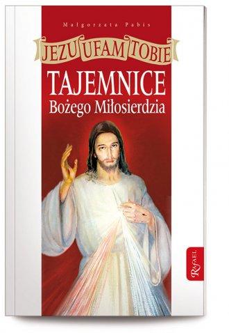 Tajemnice Bożego Miłosierdzia - okładka książki