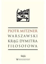 Warszawski krąg Dymitra Fiłosofowa - okładka książki