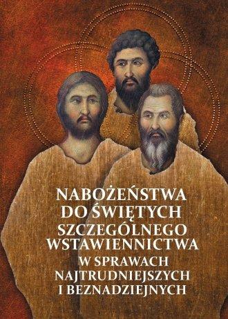Nabożeństwo do Świętych szczególnego - okładka książki