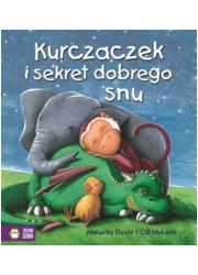Kurczaczek i sekret dobrego snu. - okładka książki