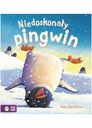 Niedoskonały pingwin. Poczytajmy - okładka książki
