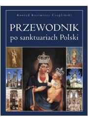 Przewodnik po sanktuariach Polski - okładka książki