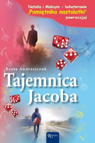 Tajemnica Jacoba - okładka książki