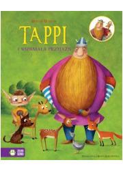 Tappi i wspaniała przyjaźń - okładka książki